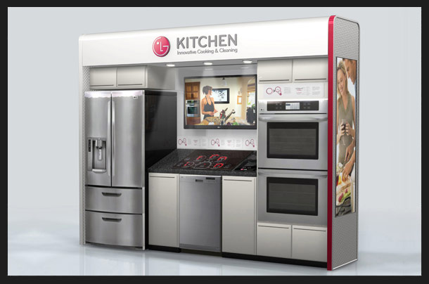 LG Kitchen Display